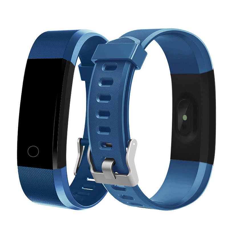למעלה חכם ילדי ילדי שעון שעונים עבור בנות בני אלקטרוני חכם שעון LED דיגיטלי ספורט צמיד תלמיד ילד חכם- שעון