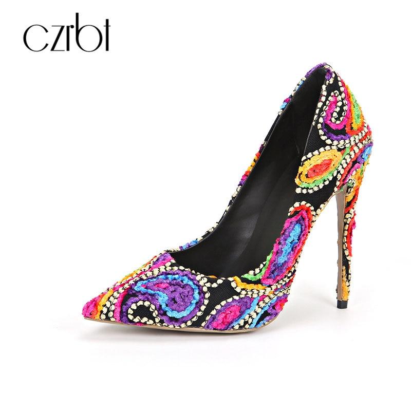 CZRBT Women Shoes Ch...
