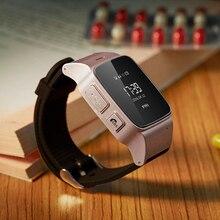 Ältere Smartwatch SOS Fernbedienung anti-verlorene £ WIFI Wolke Tracker Pedometer Touch Screen SIM Smart Uhr Für Alte mann Frauen