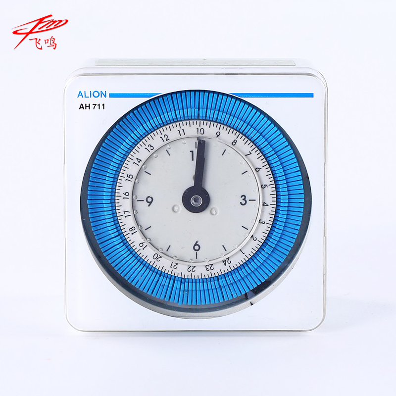 Analog Mechanical Timer Switch AH711 220v AC Min 10 Minute Mini Electric Muntifuncational Quartz Timer
