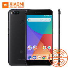 "Global Version Xiaomi Mi A1 4GB 64GB Smartphone Snapdragon 625 Octa Core Dual 12.0MP 5V 2A 5.5"" 1080P 403PPI Android One CE FCC"
