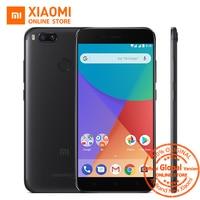 Global Version Xiaomi Mi A1 4GB 64GB Smartphone Snapdragon 625 Octa Core Dual 12 0MP 5V