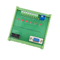 Three-axis Stepper Motor Terminal Blocks Expansion Breakout Board for Mega2560