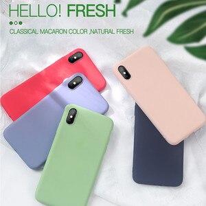 Image 3 - Phone Case For Huawei Mate 20 10 9 P10 P20 P30 Pro P40 Lite Liquid Silicone Original Luxury Cover For Huawei Nova 5T 3 P 40 Case