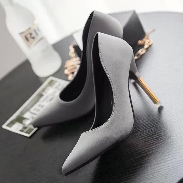 2016New Fashion Sole Red Bottom High Heels Sexy Women Shoes Pointed Toe Black Red Nude Pumps Wedding Party Ladies Zapatos Mujer 2017 new spring summer shoes for women high heeled wedding pointed toe fashion women s pumps ladies zapatos mujer high heels 9cm