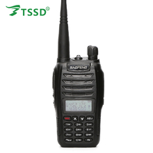 Mini Two Way Radio Walkie Talkie Baofeng BF-UV3R VHF UHF Dual band FM Radio Free Headset