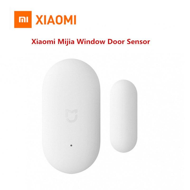 Original Xiaomi Window Door Sensor Mijia Smart Home Mi Intelligent Window Door Sensor Home Security Smartphone Remote Control