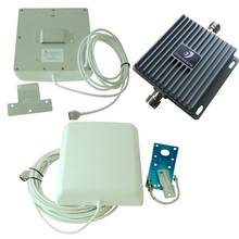 3G 850/1900MHz GSM CDMA Cell Phone Signal Booster Repeater Mobile Signal Amplifier with antennas