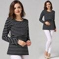 Мода Для Беременных Одежда Для Беременных Топы/футболка Грудное Вскармливание рубашка Кормящих Топы беременность одежда для беременных горячей продажи