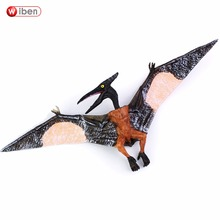 Wiben Jurassic Pterosauria Dinosaur Toys Action & Toy Figures Animal Model Collection High Simulation Xmas Gift For Kids