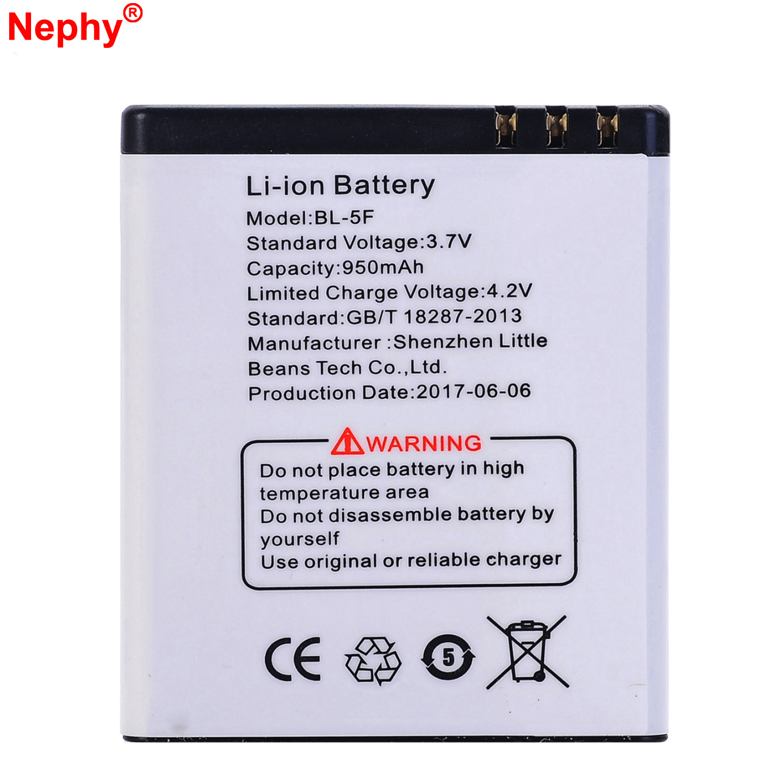 Nokia x5 00 images amp pictures becuo - 2017 Nephy Original Battery Bl 5f For Nokia 6290 C5 01 X5 X5