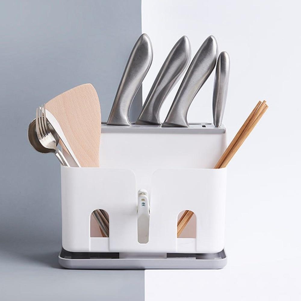 chopsticks knife Stand holder chopsticks storage cage Kitchen knife fork Stand Rack Case household Kitchenware Organizer Shelf