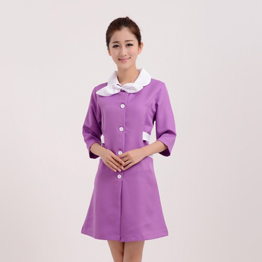 Popular pharmacy uniforms buy cheap pharmacy uniforms lots for Spa uniform indonesia