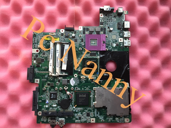 MBW0806002 DA0SA1MB6E0 Laptop Motherboard for acer gateway M-6750 M-6307 M-6319 system board gl960 ddr2 + Free CPU Fully working