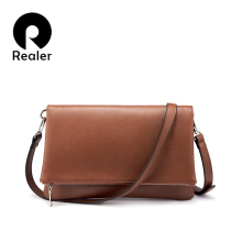 REALER shoulder bag women crossbody bags for ladies clutch f