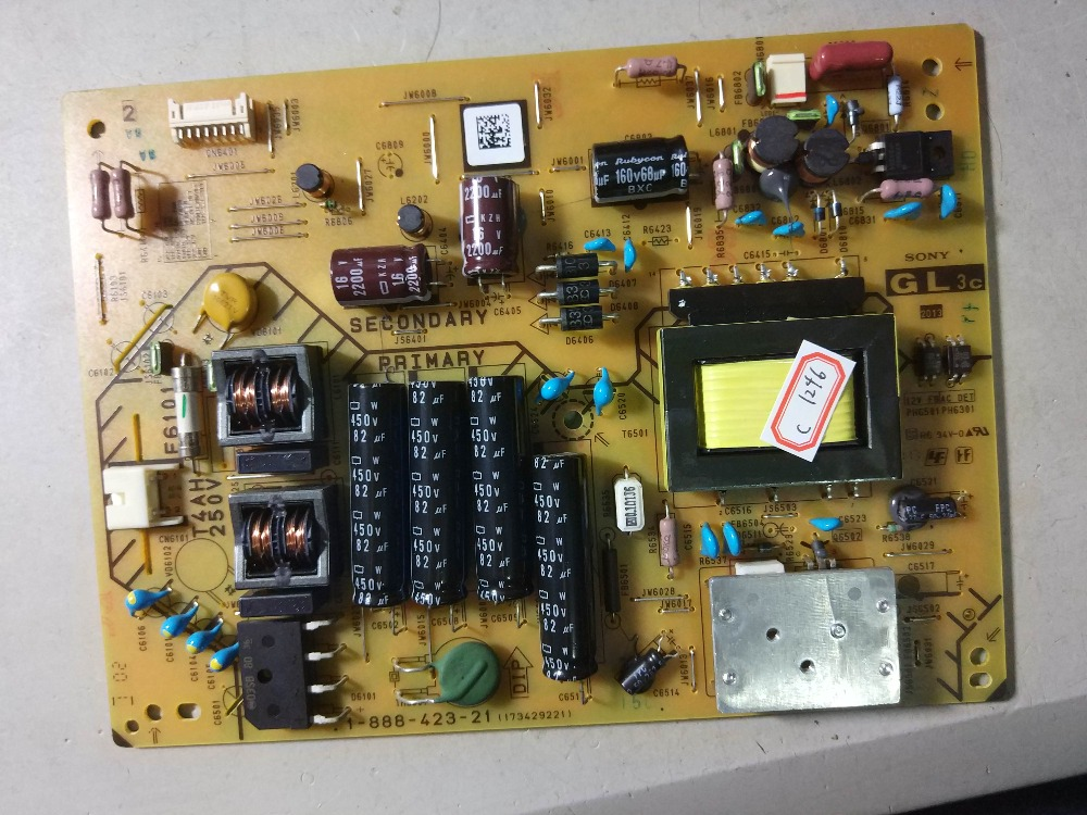 APS-348B/C 1-888-423-21/12/11 Good Working TestedAPS-348B/C 1-888-423-21/12/11 Good Working Tested