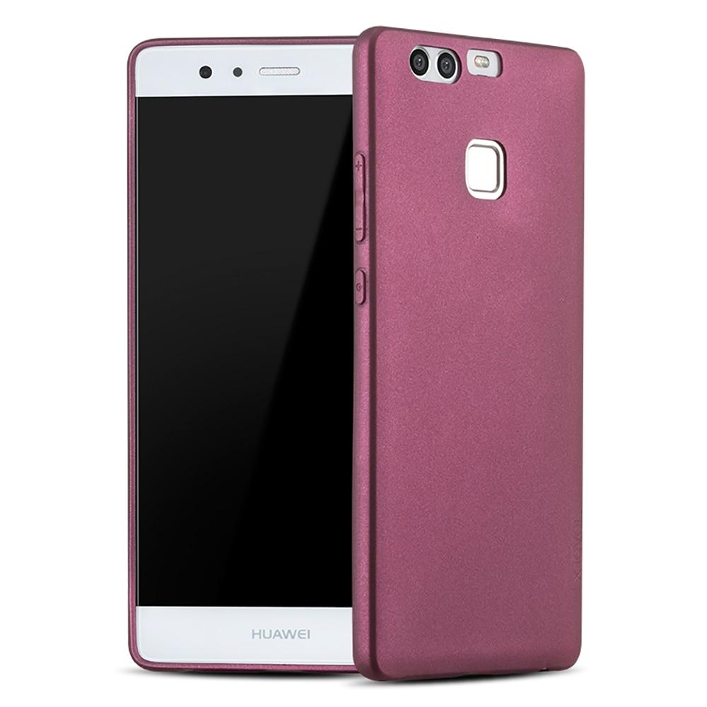 X-Level Guardian Soft Matte TPU Case for Huawei P9 Scrub Back Cover for Huawei P9 EVA-L09 Dual SIM EVA-L19 EVA-L29 Silicone Case