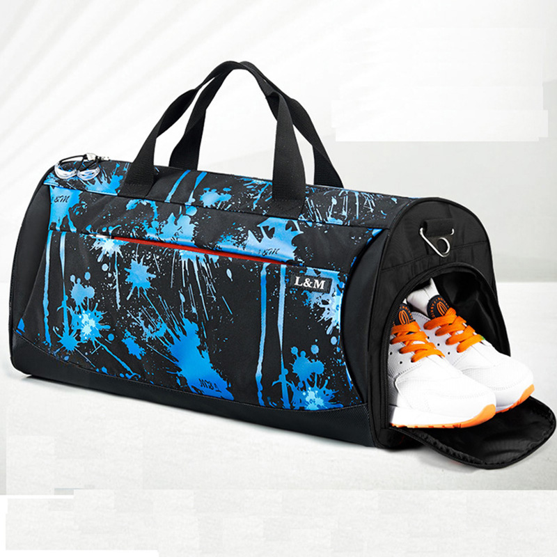 Multifunction Gym Fitness Single Shoulder Bag Handbag Waterproof Shoulder Sport Gym Bag For Shoes Storage Men Women Fitness Yoga