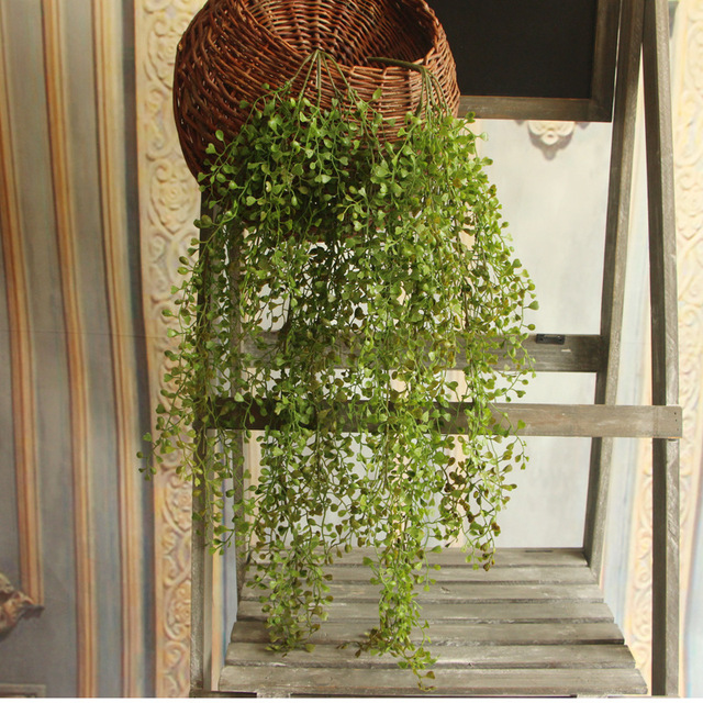 de mariage vert plante artificielle eucalyptus plastique d 39 argent feuilles herbe bush bouquet. Black Bedroom Furniture Sets. Home Design Ideas