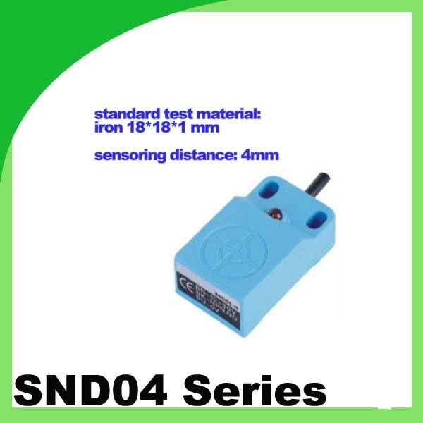 18*18*36 detection distance Non flush Square type inductive ...