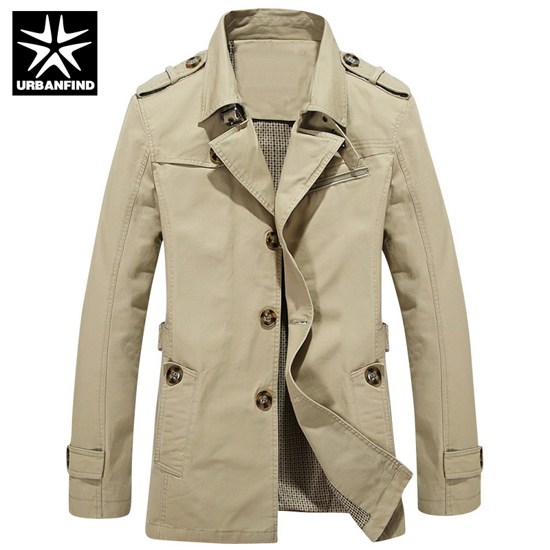 Large Mens Coats