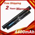 6 CELL Laptop battery for Dell FW1MN 6XH00 8RT13 8TT5W 6HY59 6K73M 6KP1N 4DMNG 4WY7C 68DTP 312-1392  312-1433 49VTP 9K1VP DJ9W6