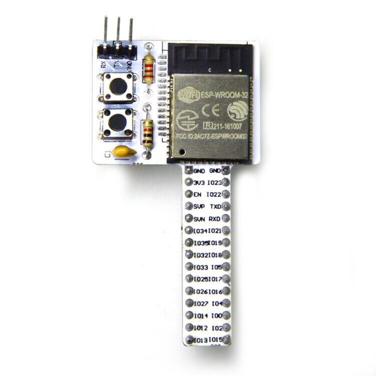 ESP32 rev1 (rev un) WIFI Bluetooth Planche À Pain Module kit esp32 ESP-32 conseil de Développement