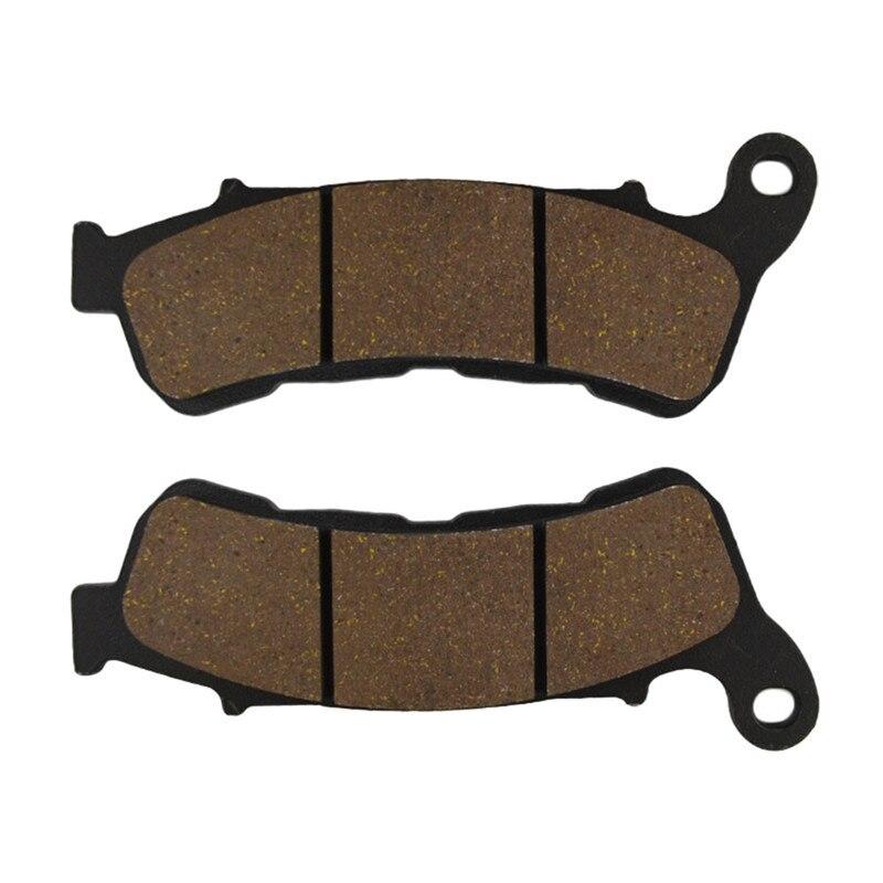 Motorcycle Parts Front Brake Pads For HONDA CB1000 CB 1000 RA9/RAA/RA8 ABS 2009-2011 CBR250RB 2011 Motor Brake Disk# FA388