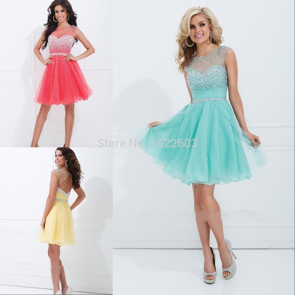 Teen Knee Length Dresses with Sleeves