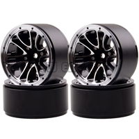 NEW ENRON 1:10 RC Wheel Rim 4xAluminum 1.9 Beadlock For 1/10 Rock Crawler 1051 Axial SCX10 D90