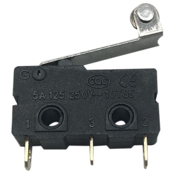 20PCS AC 125/250V 5A Roller Lever SPDT Mini Limit Switch Microswitch соусник 5 5 20 5 см 250 мл белый шиповник 1134219