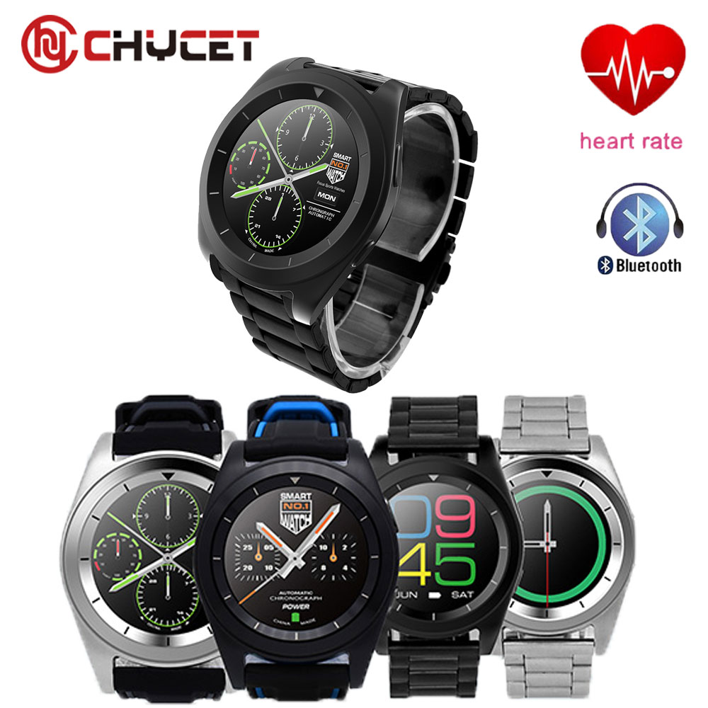 NEW Original <font><b>NO</b></font>.<font><b>1</b></font> <font><b>G6</b></font> Smart Watch MTK2502 Smartwatch Sport Tracker Bluetooth 4.0 Call Running Heart Rate Monitor for Android IOS image