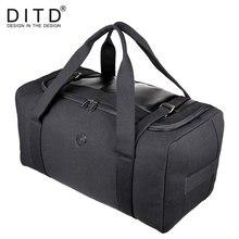 c50a4b826649 2018 для мужчин дорожные сумки большой ёмкость для женщин чемодан  путешествия Duffle Сумки Холст Большая сумка