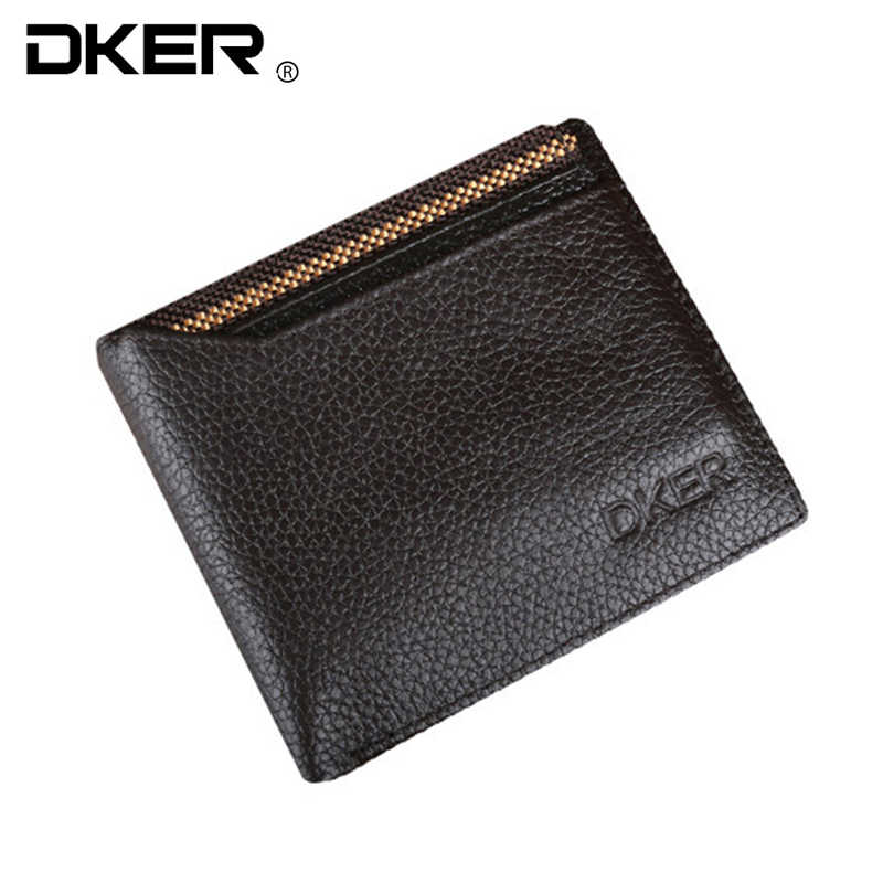 Mens wallet with removeable card slots wallets men 2016 purses of natural skin wollet man walet portefeuille homme billeteras