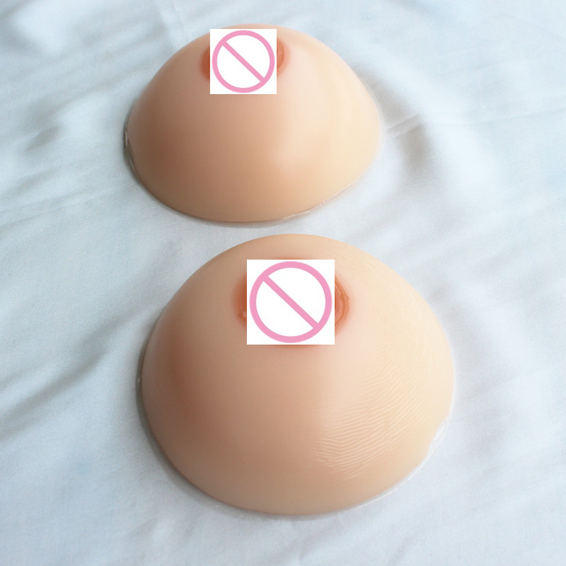 1800g/Pair 40D 40E 42B 44B Realistic Enormous Boobs Round Shape Silicone Fake Breast Forms For Shemale Crossdressers Show 1800g pair 90 40c 95 42b 95 42c 95 42d for transvestism chest increase boobs thickening realistic silicone breast form device