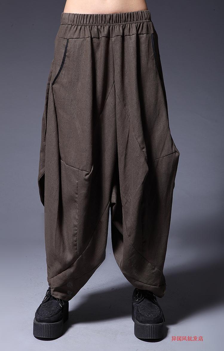 Popular Woman Baggy Pants-Buy Cheap Woman Baggy Pants lots ...