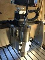 обновлен 6040 фрезерный станок с чпу шпинделя 1.5 кВт + 2.2 кВт чрп чпу 6040 гравировальный станок 220 в & 110 в сверлильно-фрезерный машина