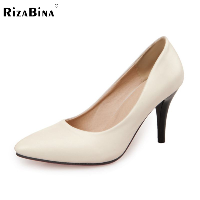 women thin high heel shoes lady party pointed toe sexy brnad lady fashion heeled dress pumps heels shoes size 31-43 P16561 2017 new summer women flock party pumps high heeled shoes thin heel fashion pointed toe high quality mature low uppers yc268