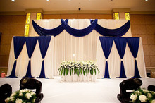 Luxury stage Backdrop For Wedding,Wedding Decor,Stage Backdrop