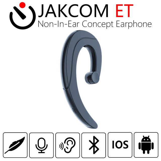 Creative Design Bluetooth Future Ear-Hook Earphone New Technology Mini Auricle Type Bluedio Wireless Smart Earphones For iphone