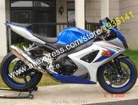 Hot Sales,For Suzuki GSXR1000 K7 07 08 GSXR 1000 GSX R 1000 2007 2008 Bodyworks ABS Motorcycle Fairing Set (Injection molding)