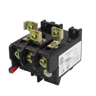 цена на 11-16A Adjustable 36A 3 Poles 1NO 1NC Thermal Overload Relay
