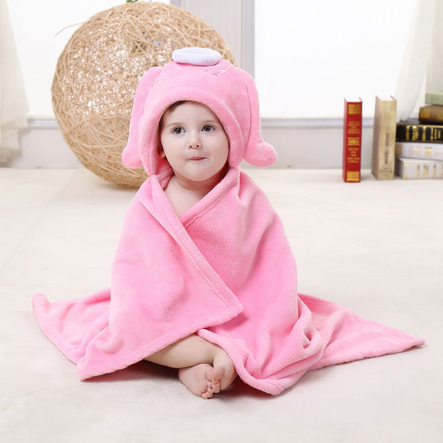 2015 new constellation hold infant flannel blankets cloak is New  towel baby was / baby blanket  born blanket bath baby towel