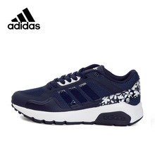 35dc710915e Adidas Oficial Nova Chegada 2017 Rótulo NEO RUN9TIS TM W CG5807 Skateboarding  Sapatos Sapatilhas das Mulheres