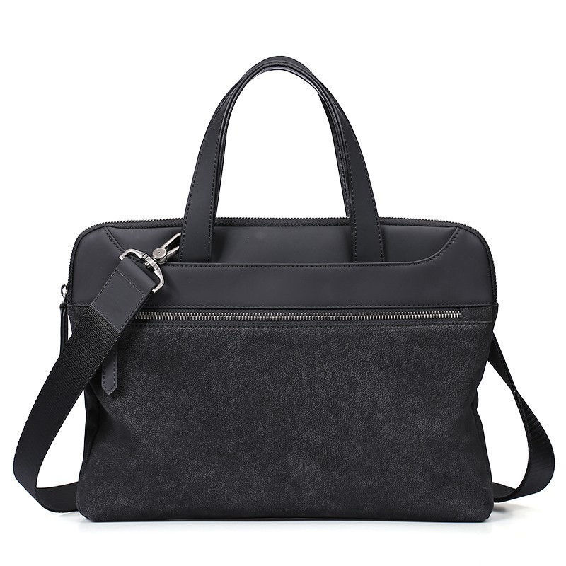 Luxury Handbags Men Briefcase Messenger Bag Men's Natural Handbag Soft Leather Bags Top Grade Leather Sac Homme Bandolera Hombre