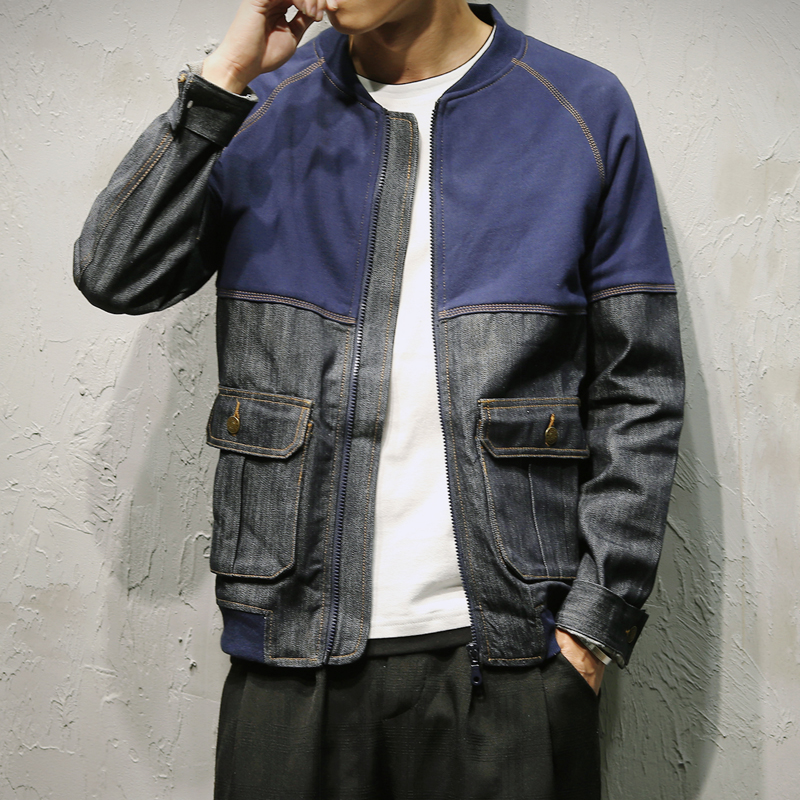 Online Buy Wholesale xxxl denim jacket from China xxxl denim