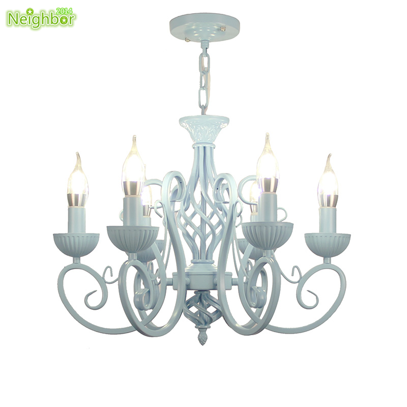 Lighting Stores And Light Fixtures: Aliexpress.com : Buy European Candle Chandeliers Metal