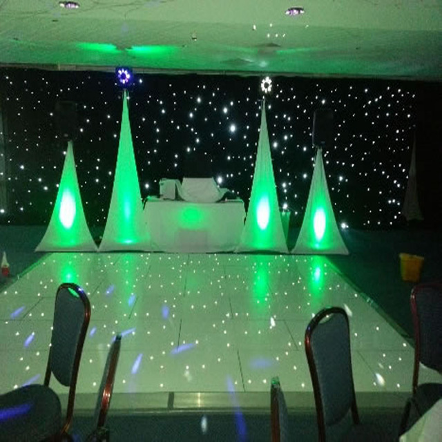 22X22 Feets LED Disco Dance Floor Starlight LED Light ...