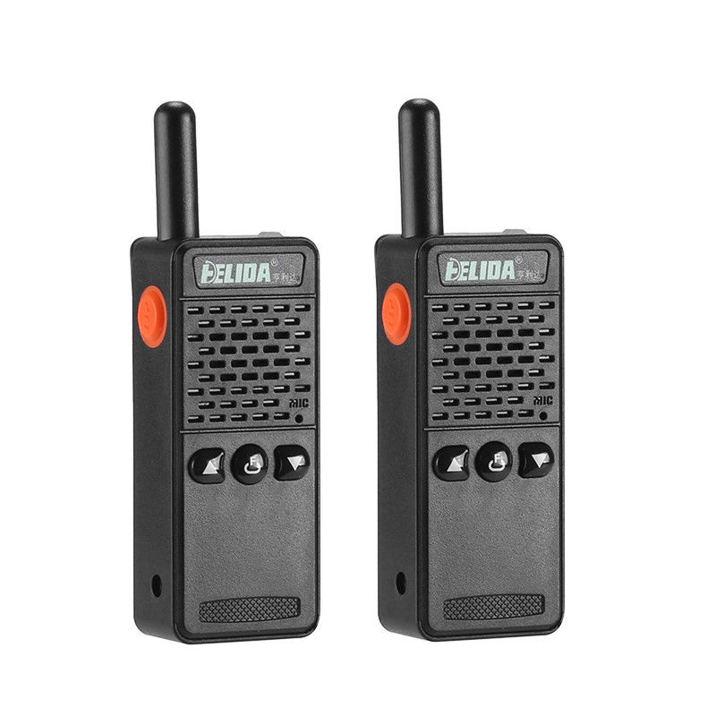 2pcs  Handheld T M2 Children Two Way Radio 128 Channels M2 PMR Mini Talkie Walkie Super Tiny FRS/GMRS Walki Talki-in Walkie Talkie from Cellphones & Telecommunications
