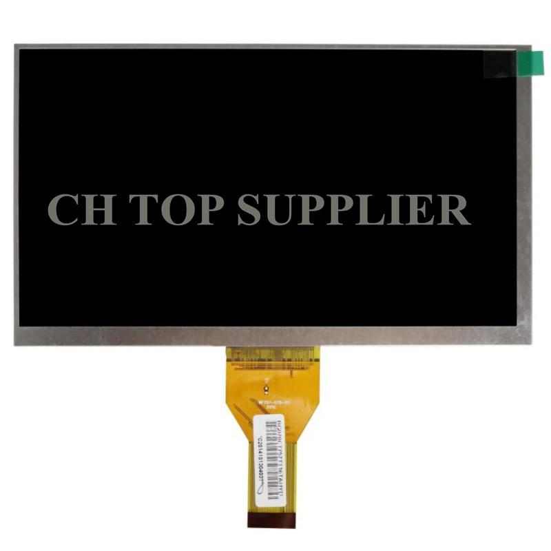 original 7inch LCD WY070ML704CP21B FPC0703001-B BF705-070 V1 CYD Tablet PC Replacement LCD Screen Panel WY070ML757CP21B